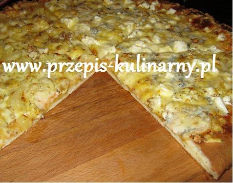 Pizza, a przede wszystkim pizza klasyczna to nr 1 na naszej stronie. Przygotuj� nasz� pizz� klasyczn�. Prawdziwa pizza jak z w�oskiej restauracji.