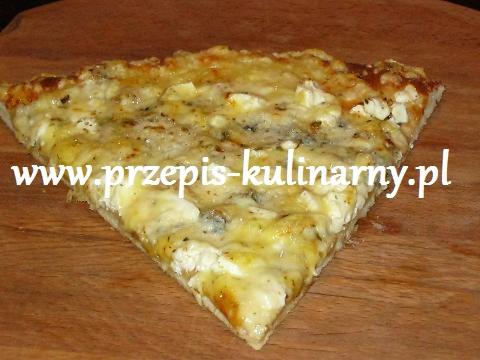 Pyszne ciasto na pizz�