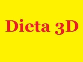 Dieta 3D