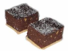 Ta bajaderka jest naprawdę pyszna :) Mąkę siekamy ze szczyptą soli i proszkiem do pieczenia, dodajemy cukier wyrabiamy, następn...