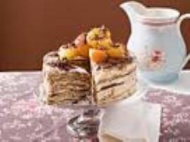 Ciasto z wafli