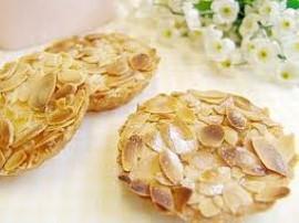 Ciasteczka migdałowe Ewy Wachowicz