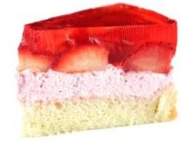 Przepis na domowe <u>ciasto z truskawkami</u>. <b>Biszkopt</b>: Ubić piane z białek. Dalej ubijając, dodawać stopniowo cukier ...
