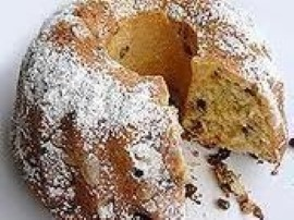 Dość prosta i niezwykle smaczna - babka drożdżowa z rodzynkami, to idealna propozycja na świąteczne ciasto, zwłaszcza, że babka ...