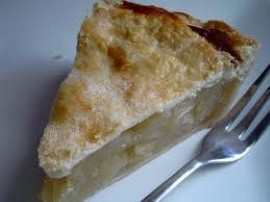 Ciasto z jab�kami - Jab�kowy przysmak