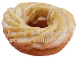 Pyszne, domowe pączki hiszpańskie znane także pod nazwą pączki wiedeńskie. Powstają z parzonego ciasta takiego jak np na ptysie,...