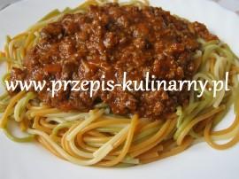 Domowy sos do spaghetti