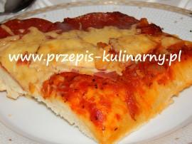Dobra domowa pizza