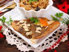 Smacznie jak u mamy, świeżo i zdrowo - tak w skrócie można scharakteryzować kuchnię Magdy Gessler. Wigilijny karp na słodko wedł...