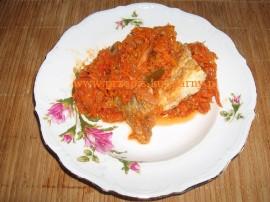 Smaczna i lekka ryba po grecku. Przepis jest od lat stosowany w moim domu, ryba po grecku jest naprawd� pyszna - lepszej nigdy n...