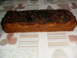 Pyszny sposób na domowy, zdrowy chleb, najlepiej smakuje jeszcze ciepły - z masłem lub sam, bez jakichkolwiek dodatków. Mieszam...