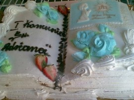 Tort komunijny (przepis sprawdzony)