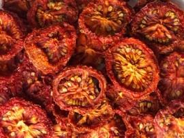 Pomidory suszone w oliwie