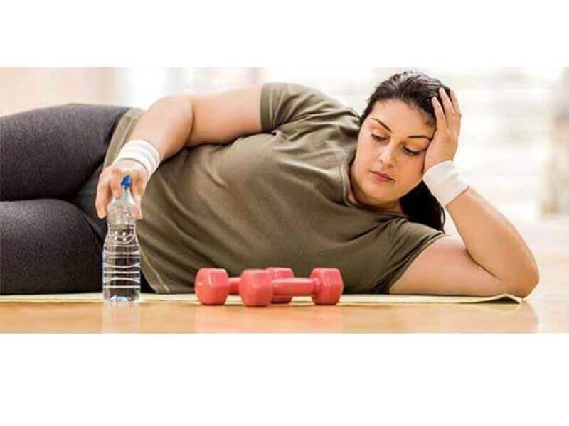 Jak schudnąć w domu bez ćwiczeń