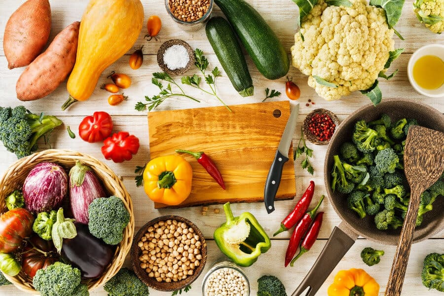 Weganizm a wegetarianizm