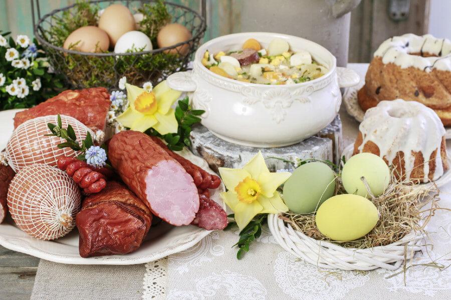 popularne potrawy wielkanocne